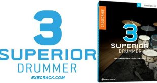 Superior Drummer 3.1.7 Crack + Torrent (MAC) Free Download