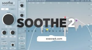 Soothe VST Crack For Mac and Window full version